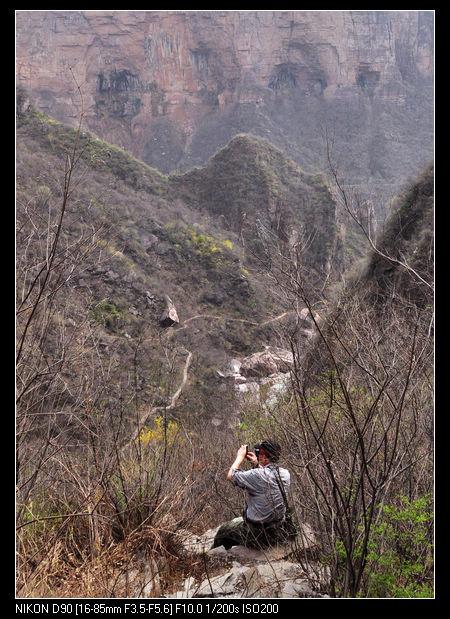 河南辉县西沟 景点导航 西沟自然风景区 和平山庄农家院